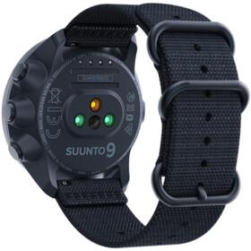Suunto 9 Baro Titanium Watch, granite blue